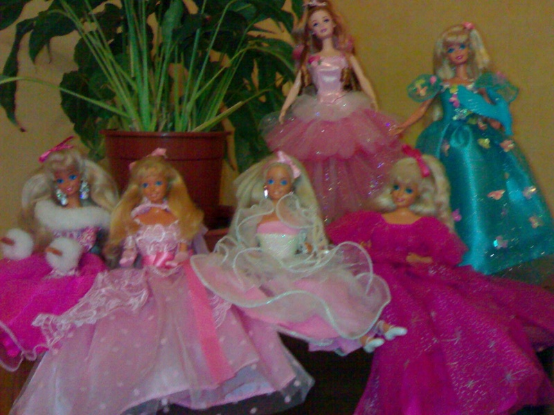 Ma Collection de Princesses Barbie 14082015