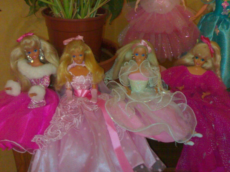 Ma Collection de Princesses Barbie 14082016