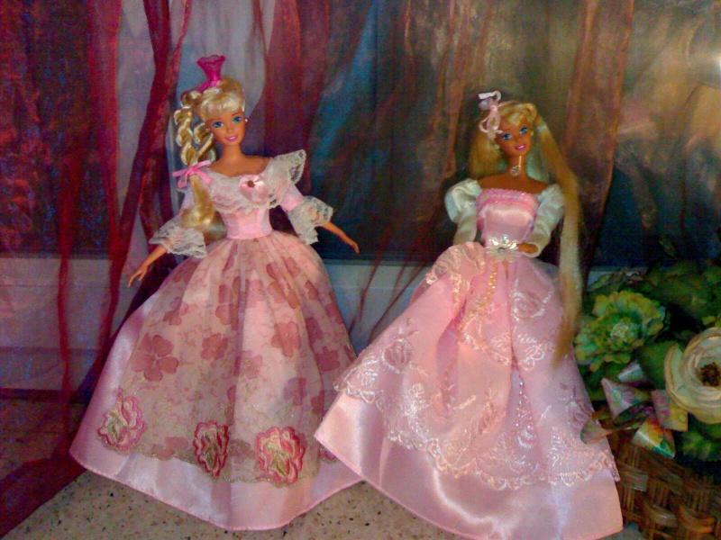 Ma Collection de Princesses Barbie 16112010
