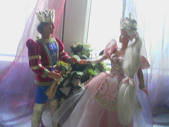 Ma Collection de Princesses Barbie 19012013