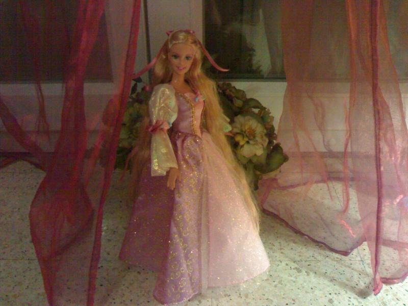 Ma Collection de Princesses Barbie 19012031