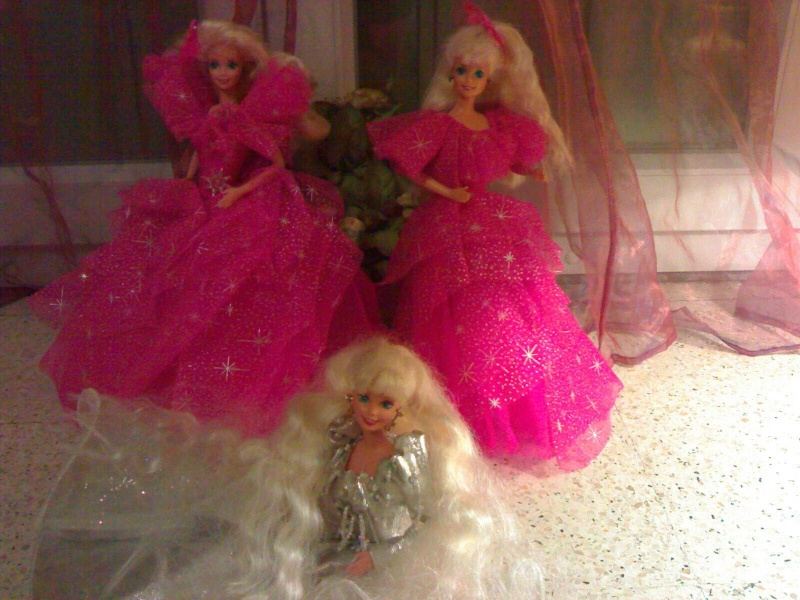 Ma Collection de Princesses Barbie 19012039