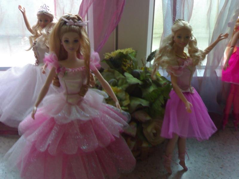 Ma Collection de Princesses Barbie 19012044