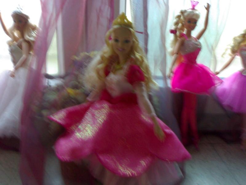 Ma Collection de Princesses Barbie 19012045