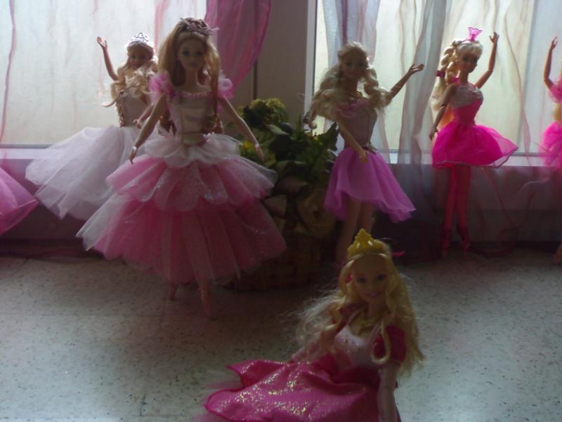 Ma Collection de Princesses Barbie 19012050