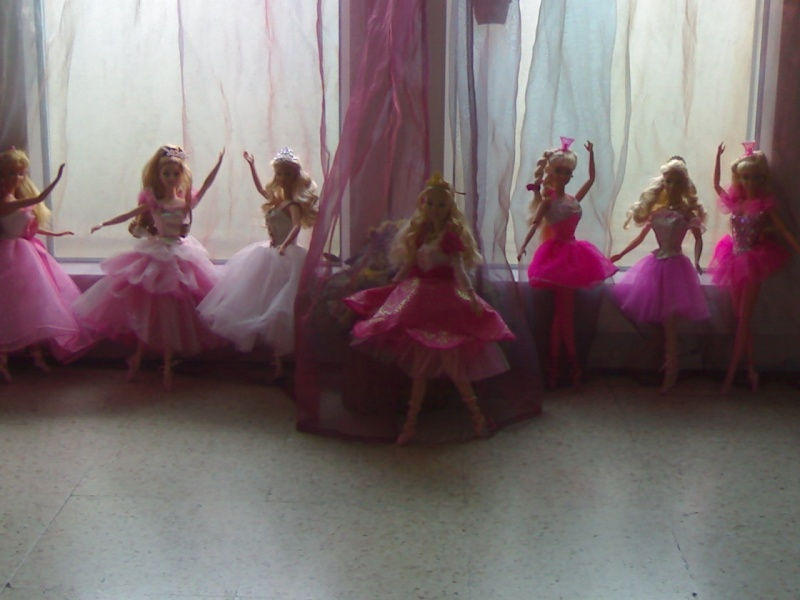 Ma Collection de Princesses Barbie 19012051