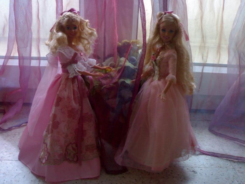 Ma Collection de Princesses Barbie 19012054