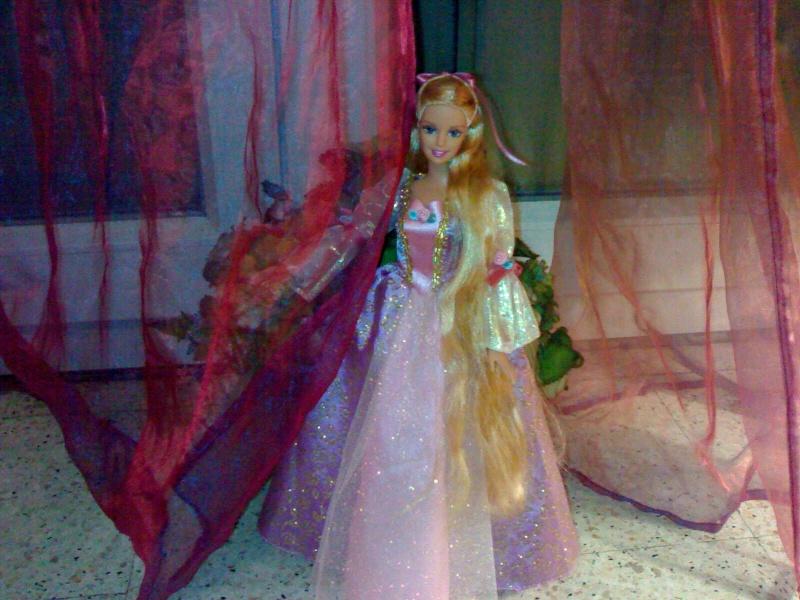 Ma Collection de Princesses Barbie 19012055