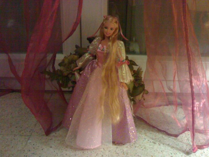 Ma Collection de Princesses Barbie 19012056