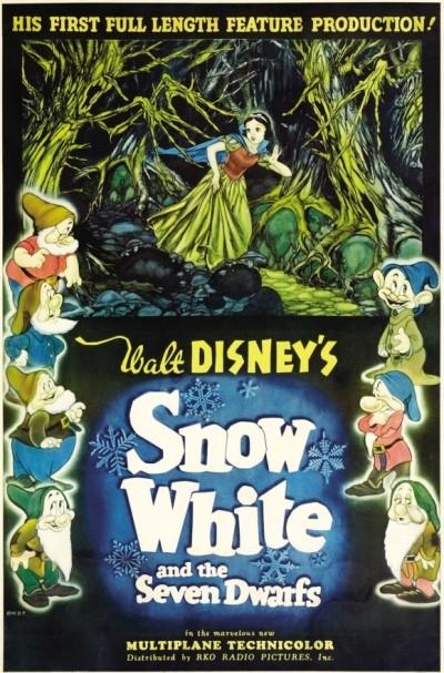 Blanche-Neige et les 7 nains (Snow White and the seven dwarfs) 1937-b11