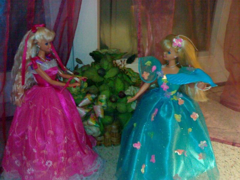 Ma Collection de Princesses Barbie 21012014