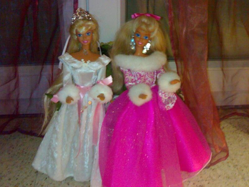 Ma Collection de Princesses Barbie 21012016