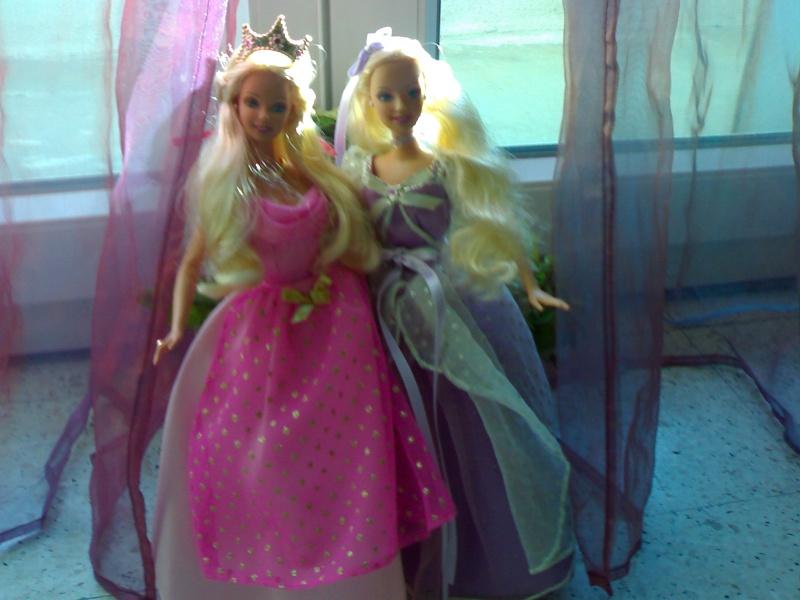 Ma Collection de Princesses Barbie 21012018