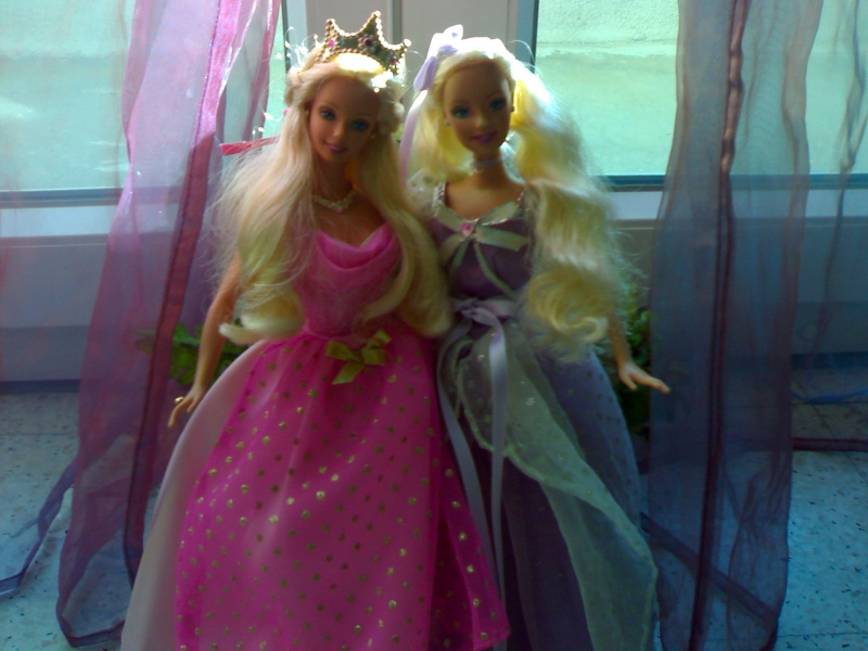 Ma Collection de Princesses Barbie 21012019
