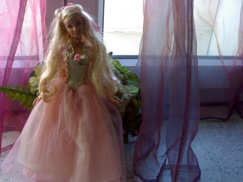 Ma Collection de Princesses Barbie 29012011
