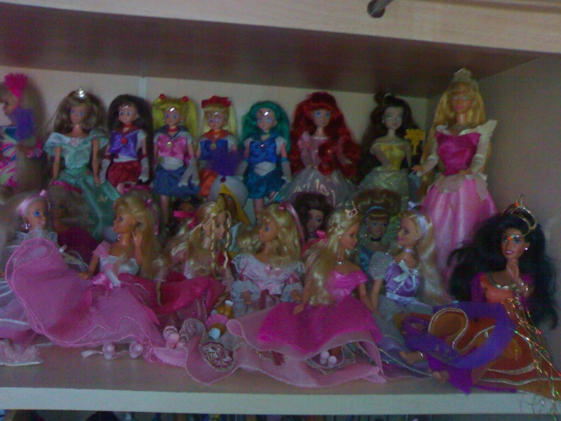 Ma Collection de Princesses Barbie 29012014