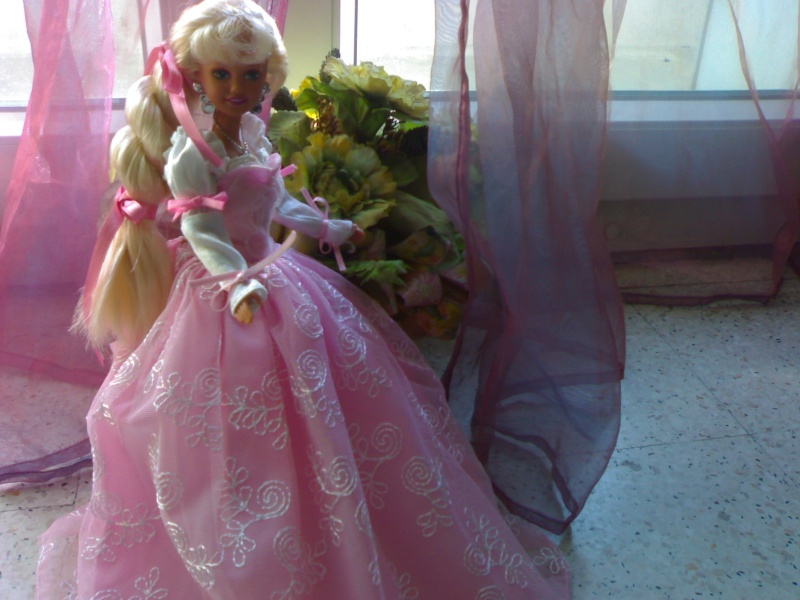 Ma Collection de Princesses Barbie 29012016