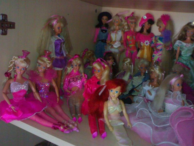 Ma Collection de Princesses Barbie 29012017