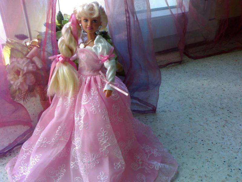 Ma Collection de Princesses Barbie 29012018