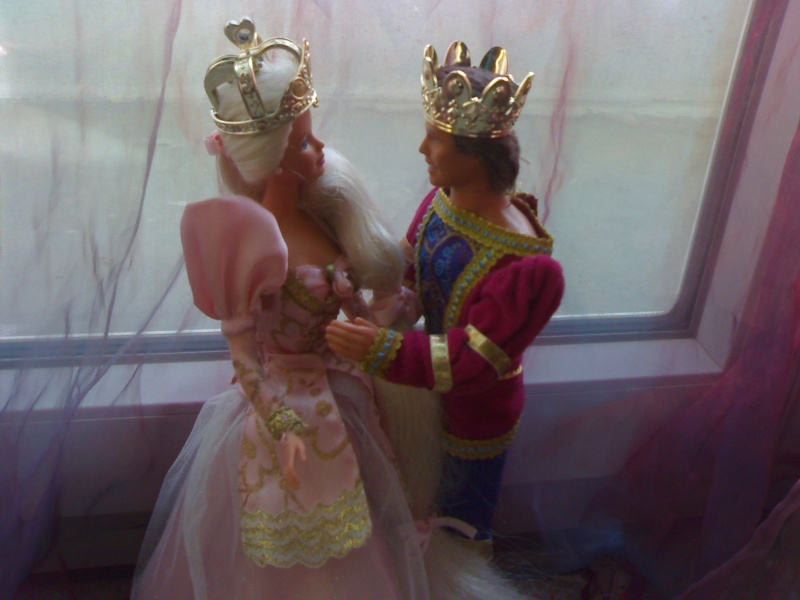 Ma Collection de Princesses Barbie 29012019