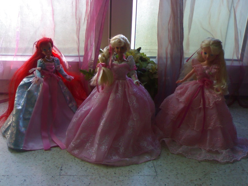 Ma Collection de Princesses Barbie 29012029