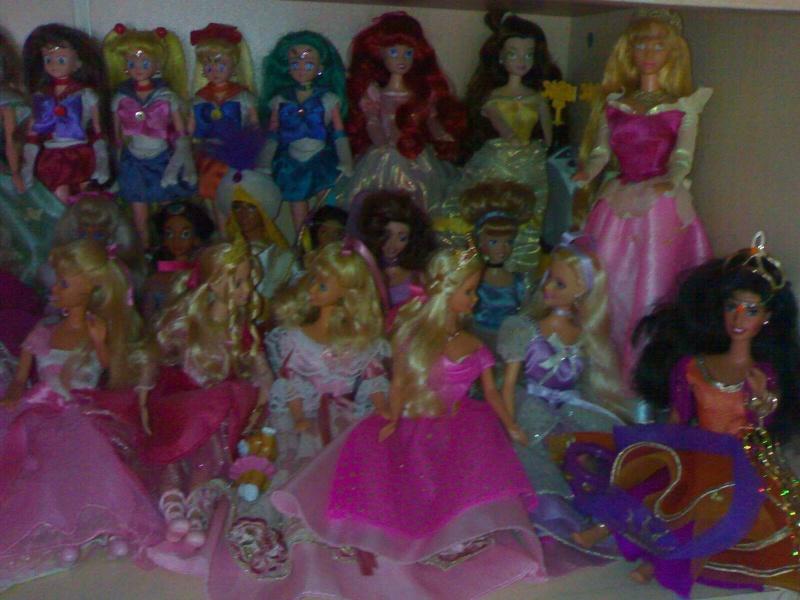 Ma Collection de Princesses Barbie 29012037