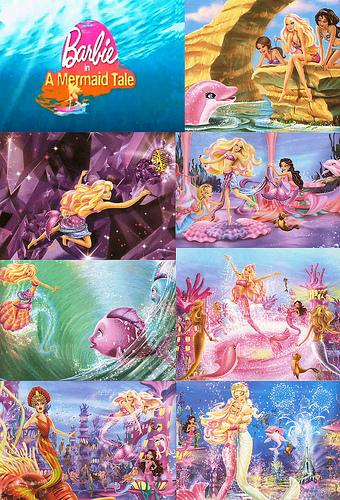 Barbie in a Mermaid Tale ( c'est le titre en anglais) 43077610