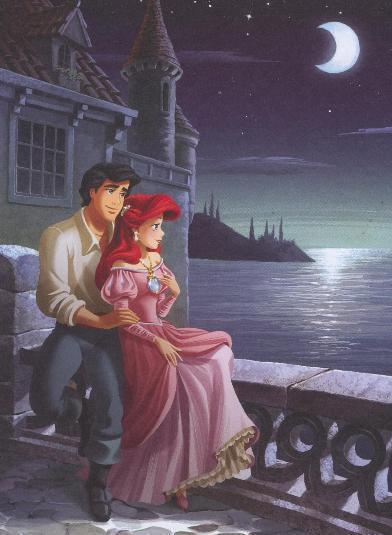 Déssins sur La Petite Sirène de The Little Mermaid !!! Ariel-56