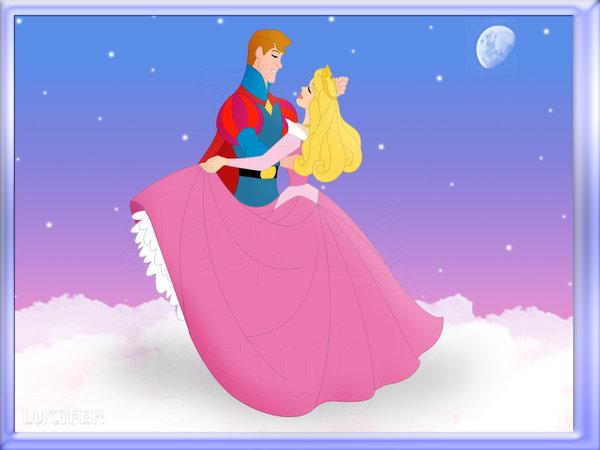 Dessins sur Sleeping Beauty (La Belle Au Bois Dormant) Aurora38