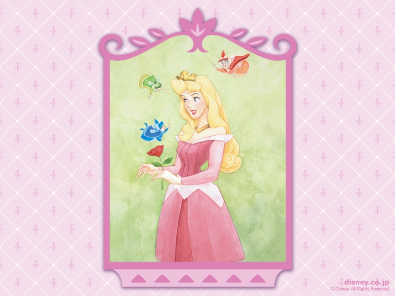 Dessins sur Sleeping Beauty (La Belle Au Bois Dormant) Aurore20