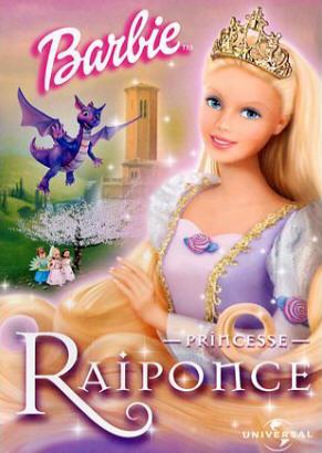 princesse raiponce Barbie20