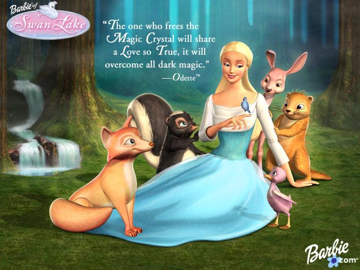 Barbie Lac des Cygnes Barbie21