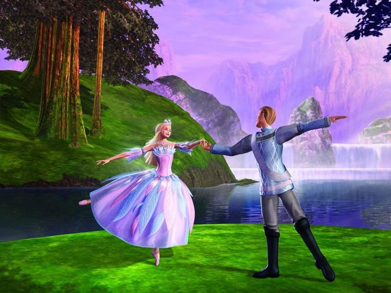 Barbie Lac des Cygnes Barbie30
