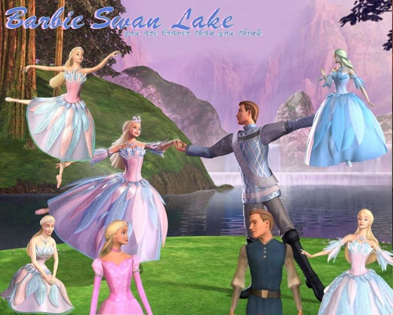 Barbie Lac des Cygnes Barbie31