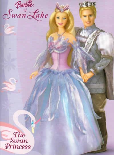 Barbie Lac des Cygnes Barbie32