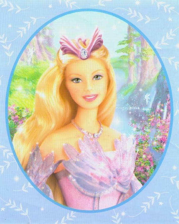 Barbie Lac des Cygnes Barbie33