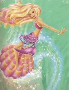 Barbie in a Mermaid Tale ( c'est le titre en anglais) Barbie46