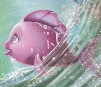 Barbie in a Mermaid Tale ( c'est le titre en anglais) Barbie49
