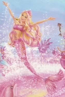Barbie in a Mermaid Tale ( c'est le titre en anglais) Barbie50