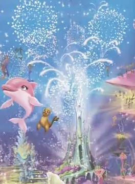 Barbie in a Mermaid Tale ( c'est le titre en anglais) Barbie54