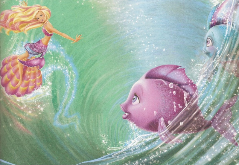 Barbie in a Mermaid Tale ( c'est le titre en anglais) Barbie57