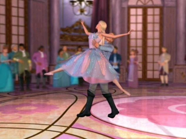 Barbie Lac des Cygnes Barbie82