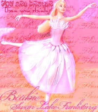 Barbie Lac des Cygnes Barbie83