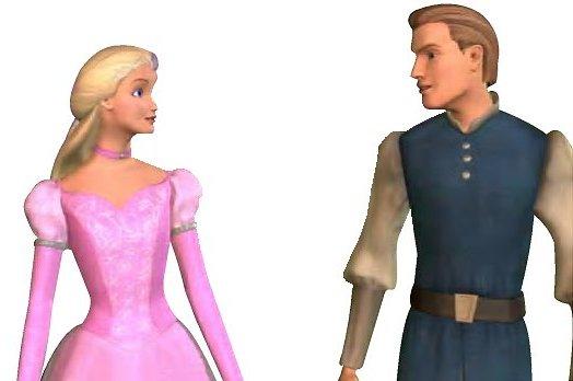 Barbie Lac des Cygnes Barbie85