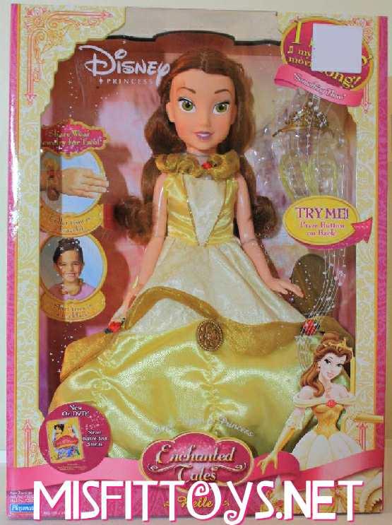 Les différentes poupées des princesses Disney Belles10