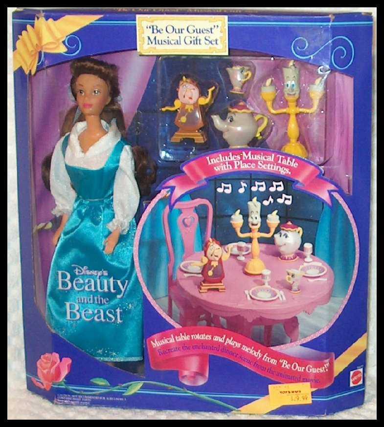 Les différentes poupées des princesses Disney Belles11