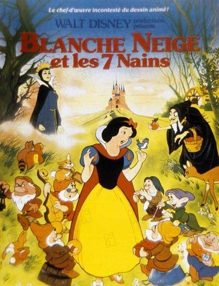 Blanche-Neige et les 7 nains (Snow White and the seven dwarfs) Blanch14