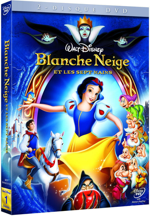 Blanche-Neige et les 7 nains (Snow White and the seven dwarfs) Blanch16
