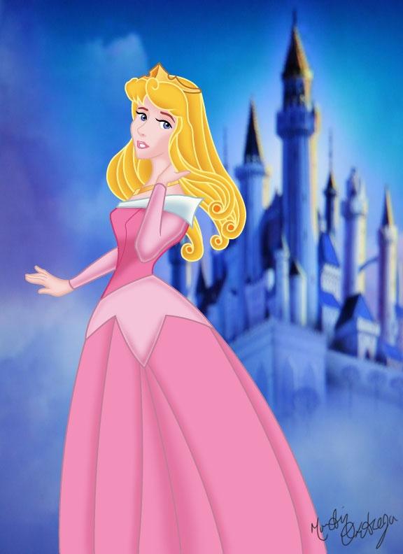 Dessins sur Sleeping Beauty (La Belle Au Bois Dormant) Castle10
