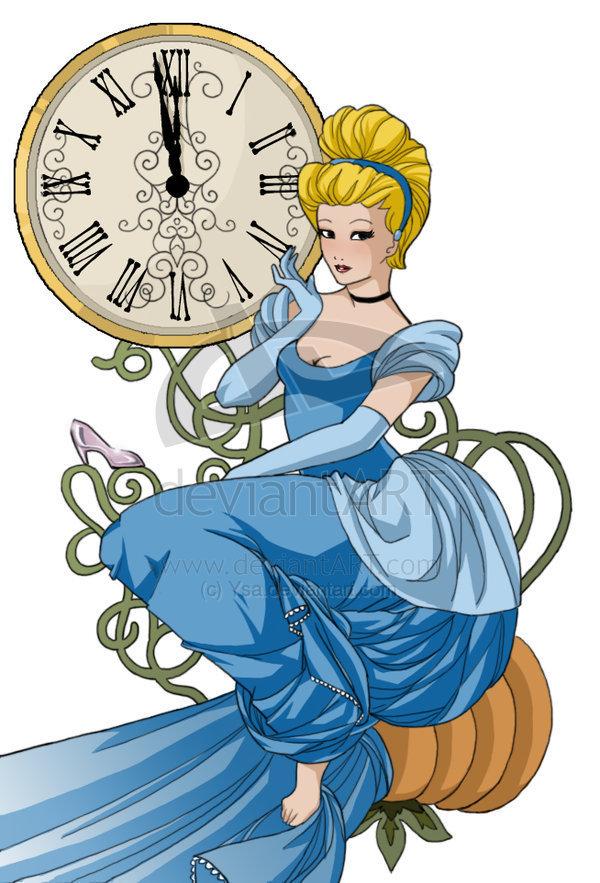 Fan-Arts sur Cendrillon (Cinderella) Cinder29